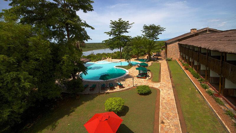 Oeganda-Murchison Falls National Park-Paraa Safari Lodge (3)
