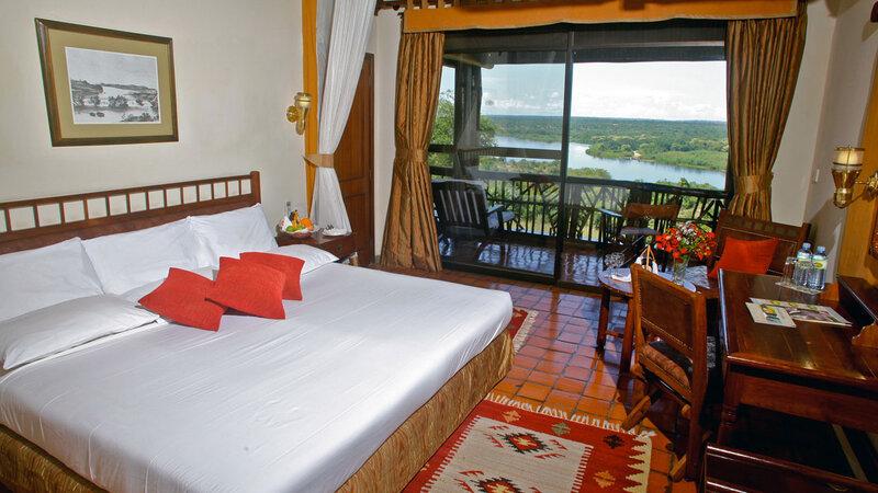Oeganda-Murchison Falls National Park-Paraa Safari Lodge (5)