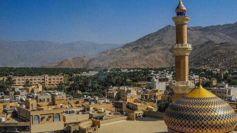 Amazing Abu Dhabi & het traditionele Oman