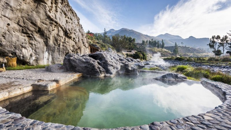 Peru - Caylloma - Valle del Colca - Arequipa - Colca Lodge (11)