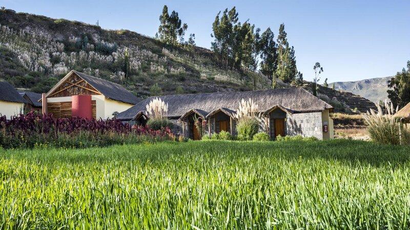Peru - Caylloma - Valle del Colca - Arequipa - Colca Lodge (2)