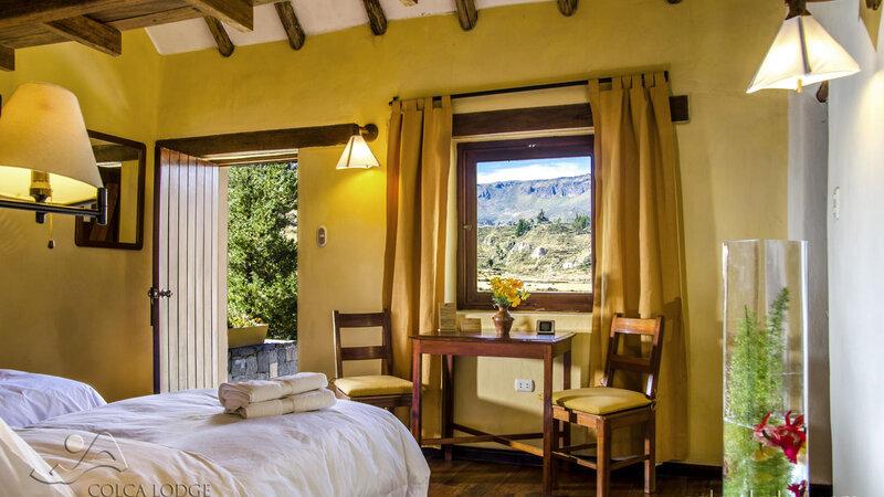Peru - Caylloma - Valle del Colca - Arequipa - Colca Lodge (20)