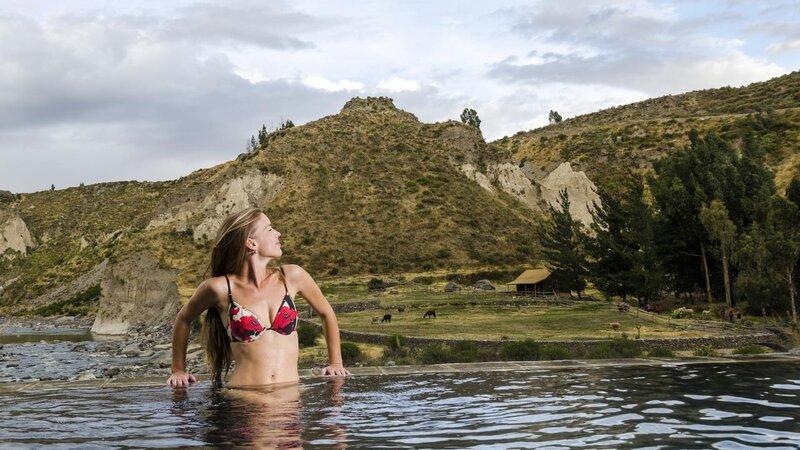 Peru - Caylloma - Valle del Colca - Arequipa - Colca Lodge (25)