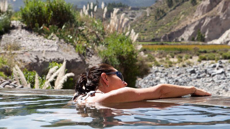 Peru - Caylloma - Valle del Colca - Arequipa - Colca Lodge (35)