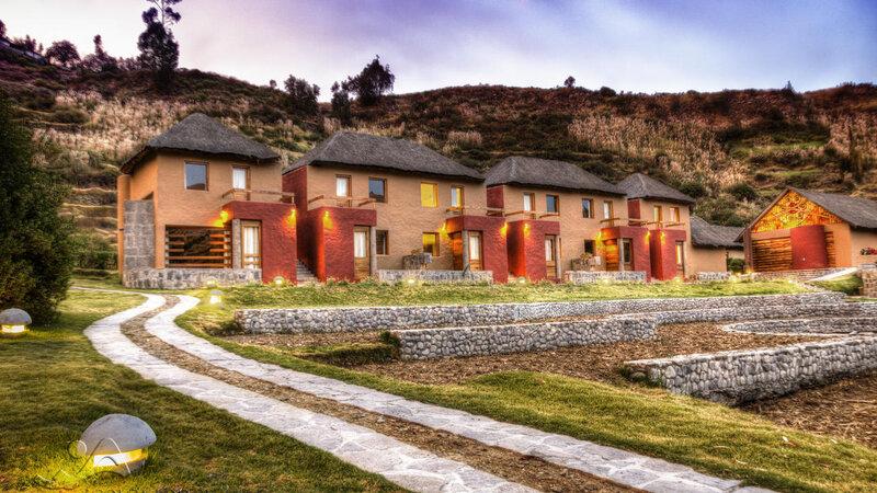 Peru - Caylloma - Valle del Colca - Arequipa - Colca Lodge (4)