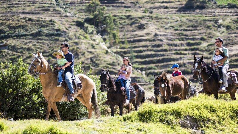 Peru - Caylloma - Valle del Colca - Arequipa - Colca Lodge (5)