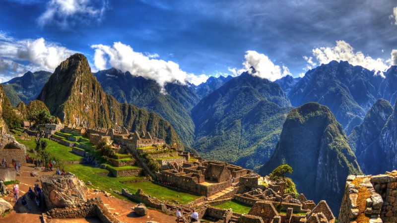 Peru - Cusco - Machu Picchu (14)