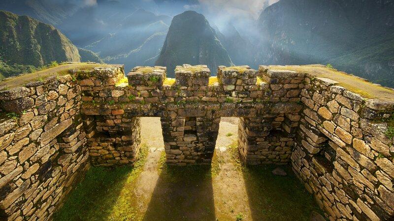 Peru - Cusco - Machu Picchu (2)