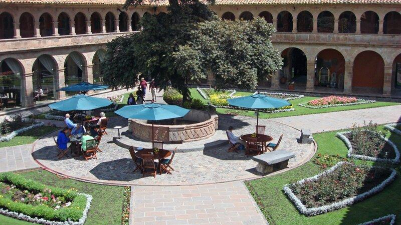Peru - Plazoleta Nazarenas - Cusco - Belmond Hotel Monasterio (19)