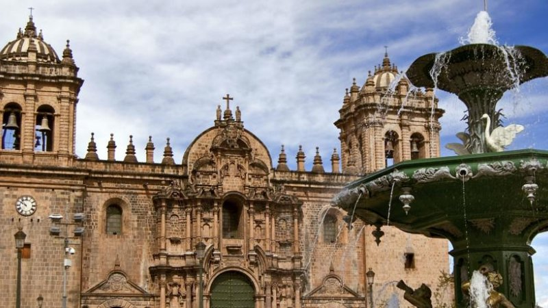 Peru - Plazoleta Nazarenas - Cusco - Belmond Hotel Monasterio (2)