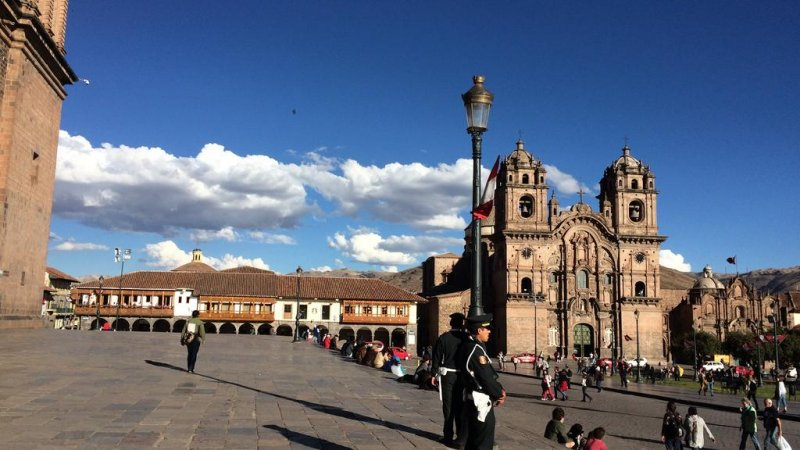 Peru - Plazoleta Nazarenas - Cusco - Belmond Hotel Monasterio (3)