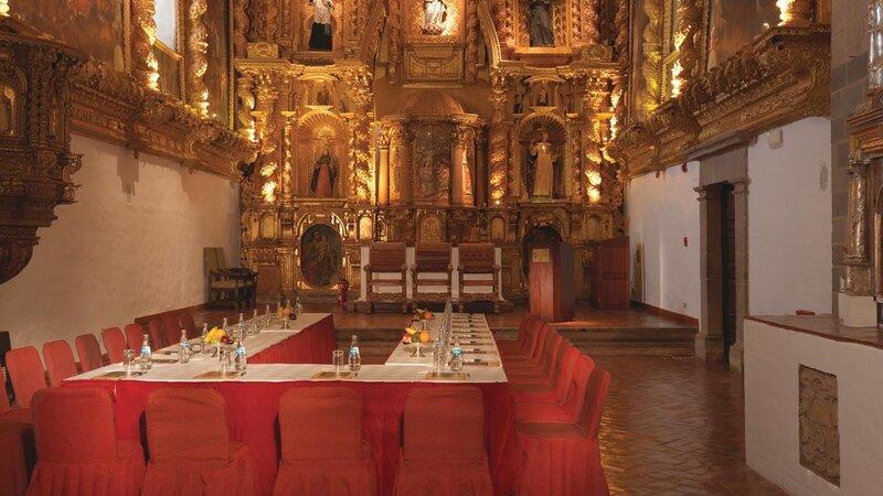 Peru - Plazoleta Nazarenas - Cusco - Belmond Hotel Monasterio (4)