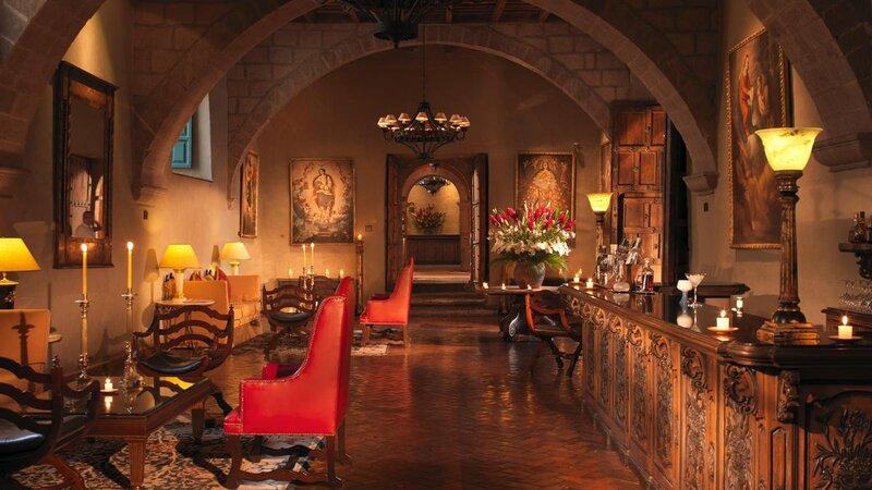 Peru - Plazoleta Nazarenas - Cusco - Belmond Hotel Monasterio (6)