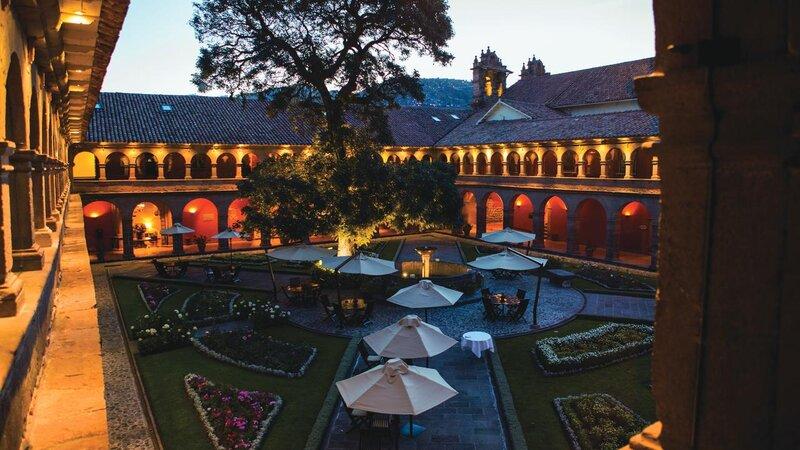 Peru - Plazoleta Nazarenas - Cusco - Belmond Hotel Monasterio (9)