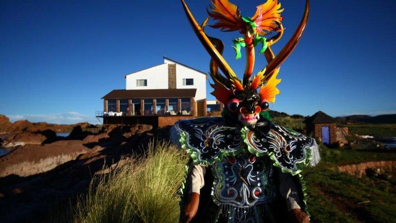 Peru - puno - titicaca - Titilaka lodge (21)