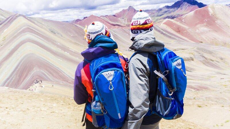 Peru - Rainbow Mountains (10)