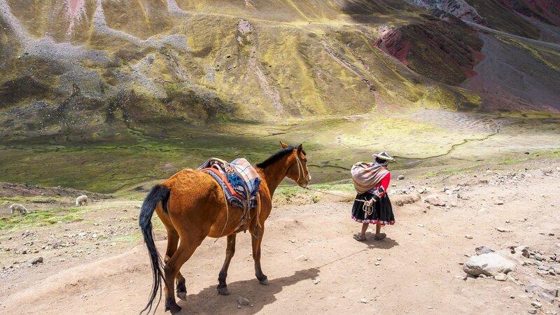 Peru - Rainbow Mountains (11)