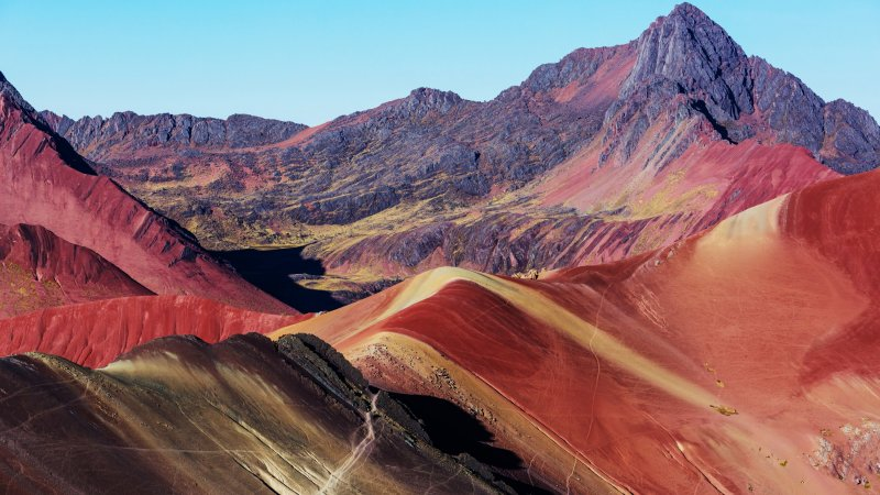 Peru - Rainbow Mountains (6)