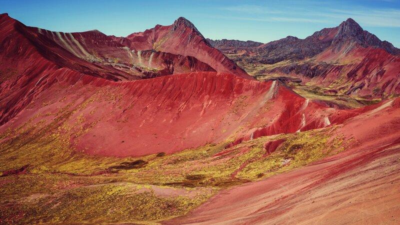 Peru - Rainbow Mountains (7)
