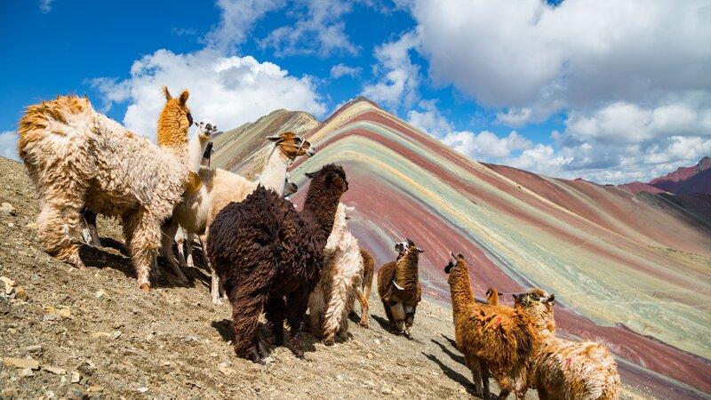 Peru - Rainbow Mountains (8)