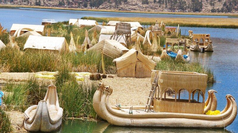 Peru - Titicaca meer (1)
