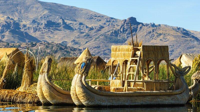 Peru - Titicaca meer (4)