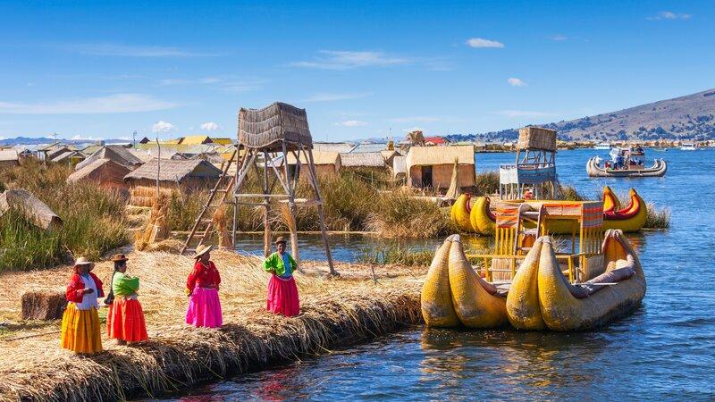 Peru - Titicaca meer (8)