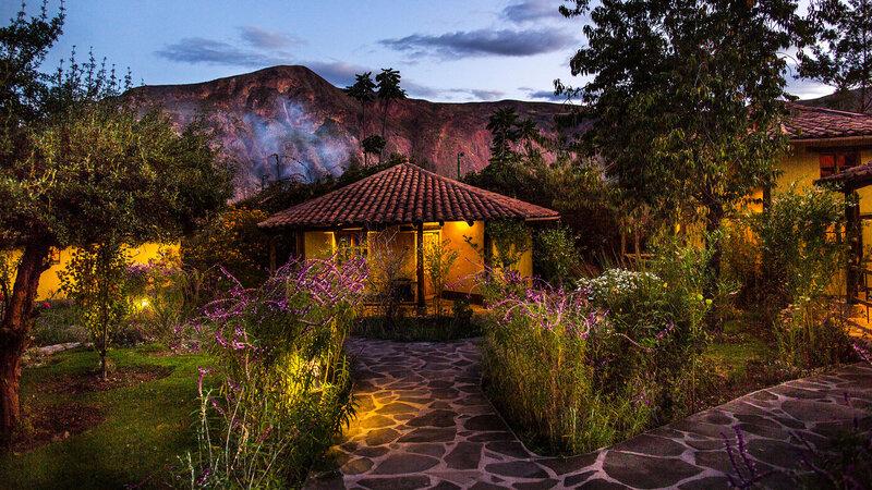 Peru - Urubamba - Sol Y Luna Hotel (30)