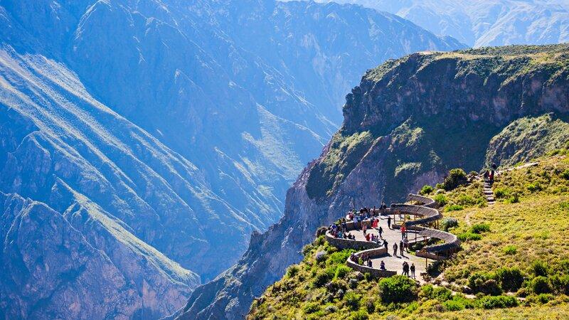 Peru - Valle del Colca - Arequipa - Colca canyon (6)