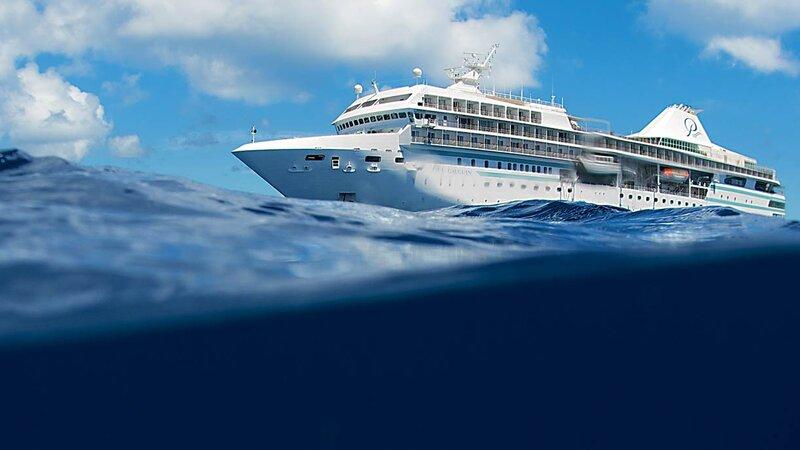Rondvaart langs Tahiti en Bora Bora