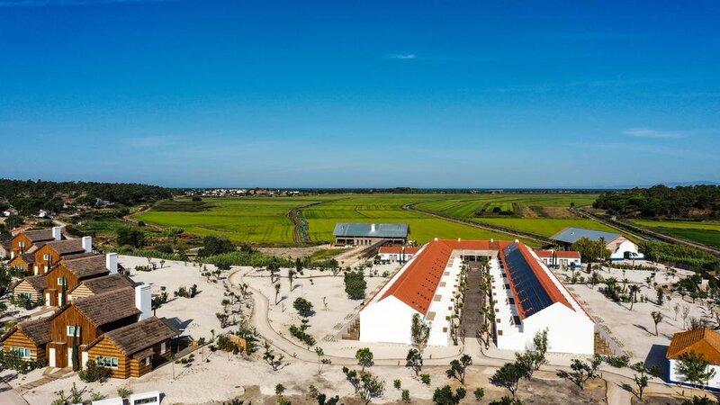 Porto-Alentejo-Hotel-Quinta-Da-Comporta-luchtfoto