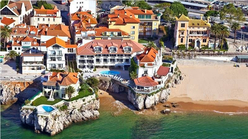Portugal-Cascais-Hotel-The-Albatroz-Hotel-luchtfoto