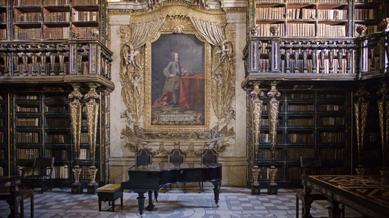 Portugal - Coimbra - Harry Potter (2)