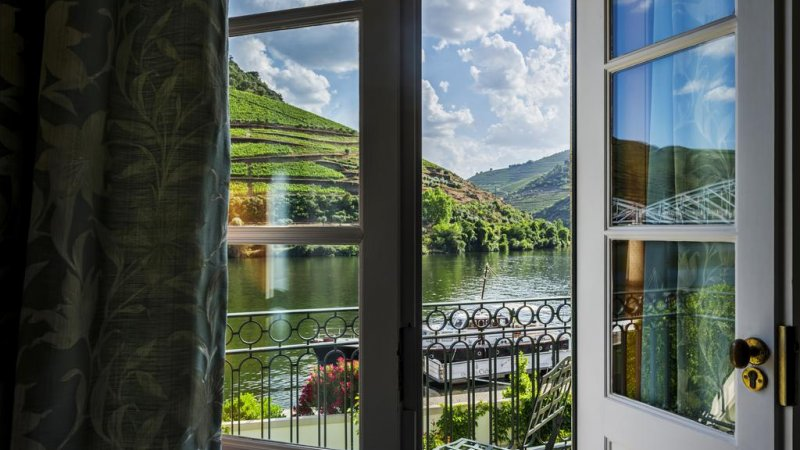 Portugal-Douro-Hotel-The-Vintage-House-uitzicht