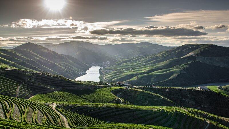 Portugal - Douro vallei  (1)