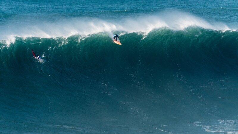 Portugal - Peniche - Nazare - Surfen  (10)