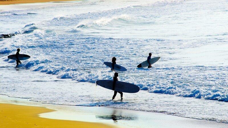 Portugal - Peniche - Nazare - Surfen  (8)