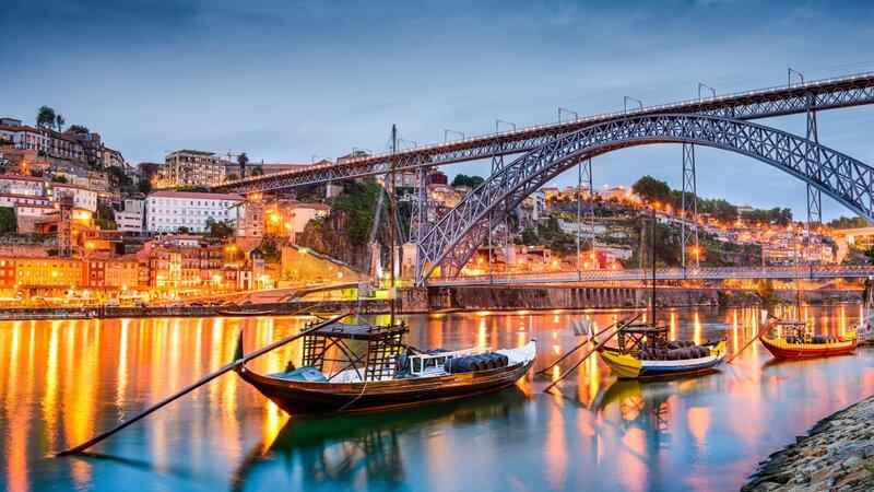 Portugal - Porto barco (2)