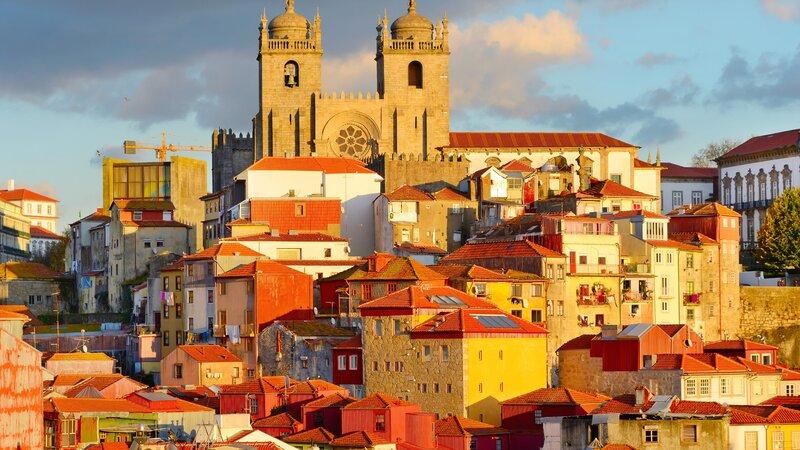 Portugal - Porto - Douro rivier  (1)