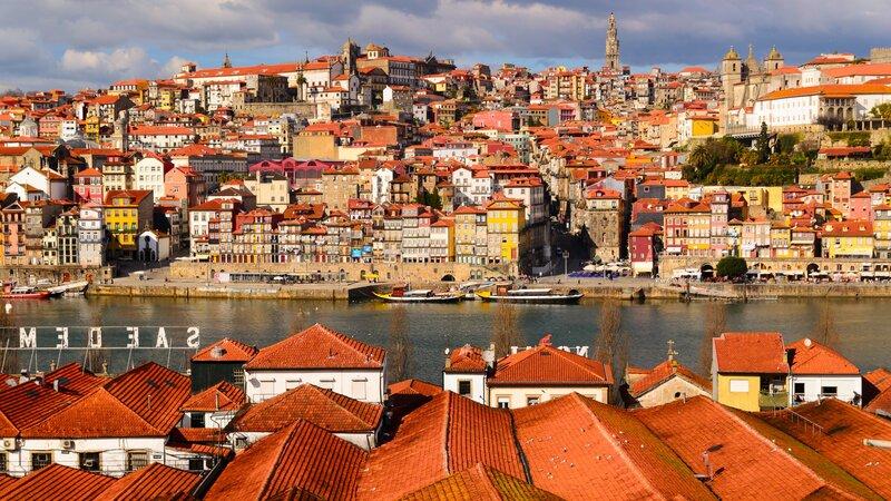 Portugal - Porto - Douro rivier  (2)