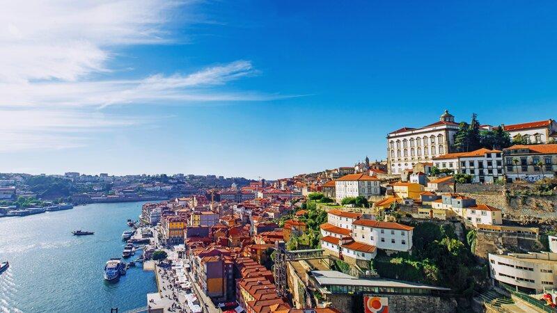 Portugal - Porto - Douro rivier  (5)