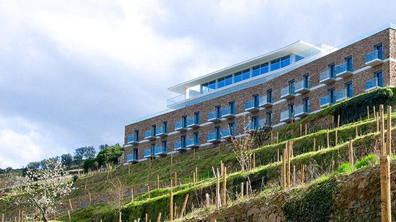 Portugal - Quinta do Loureiro - Samodães - Hotel Delfim (3)