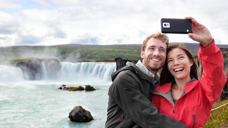 Amazing selfdrive in Noord-IJsland met z'n twee