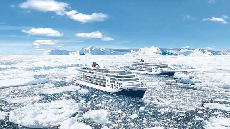 Expeditie Antarctica met HANSEATIC Inspiration van Hapag-Lloyd