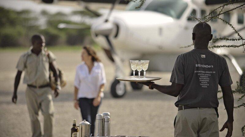 Amazing flying safari in Tanzania