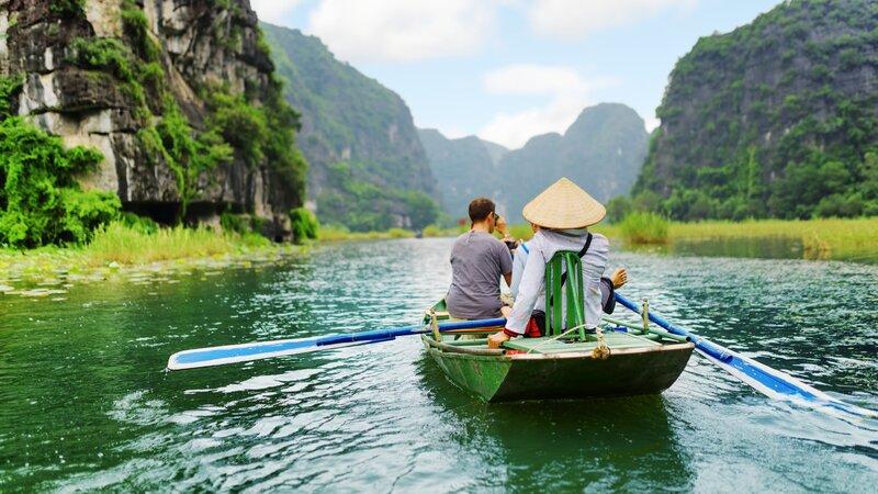 Amazing Vietnam & Cambodja met z'n twee