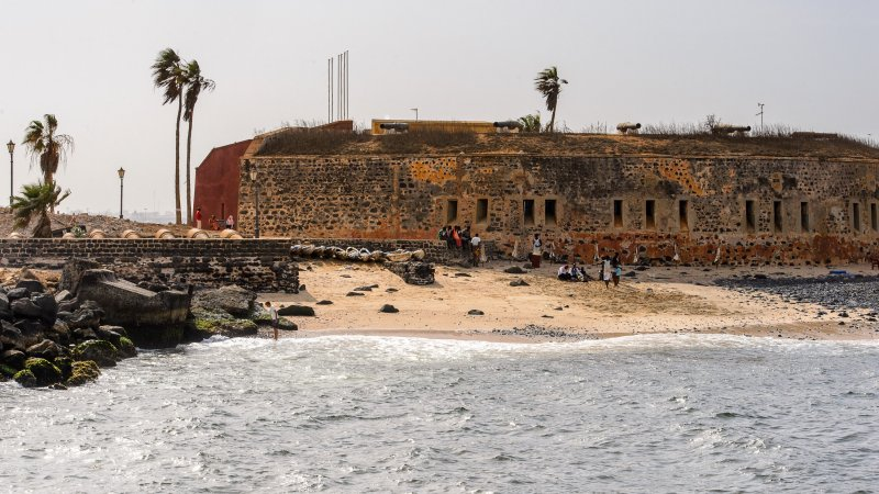 Senegal-Dakar-Ile de Goree (2)
