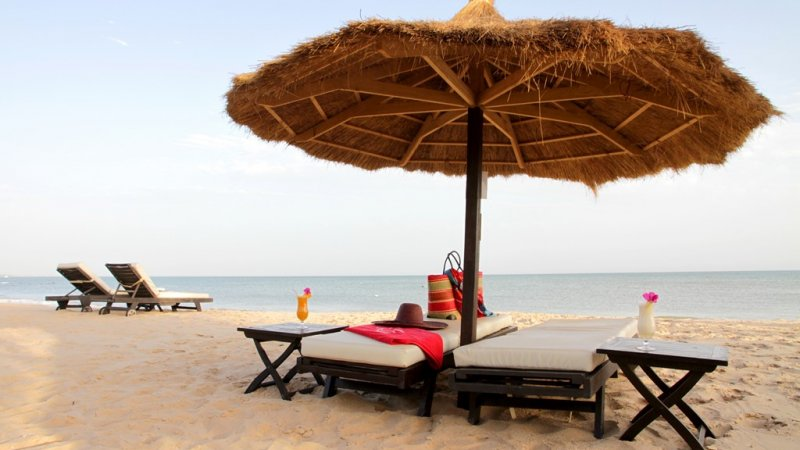 Luxe strandverblijf in Senegal