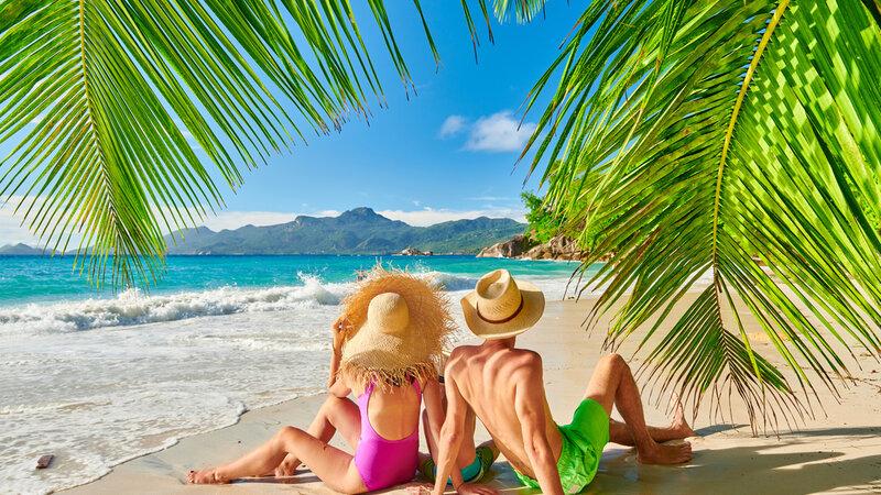 Amazing Seychellen met z'n twee