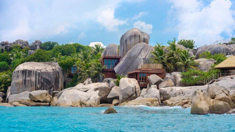 Seychellen-Félicité-Six-Senses-Zil-Payson-exterieur-villas